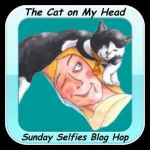 Sunday selfie badge