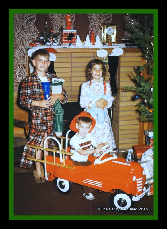 Dad Tom's Christmas 1949
