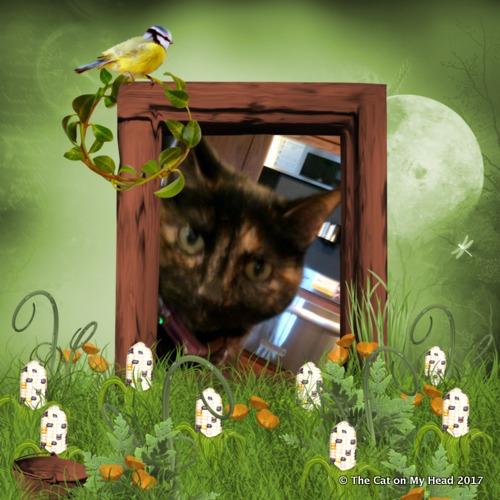 Astrid springtime selfie