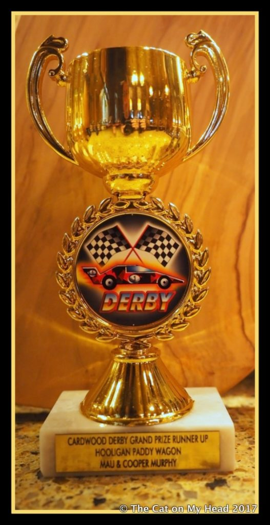 2017 CARDWOOD DERBY TROPHY