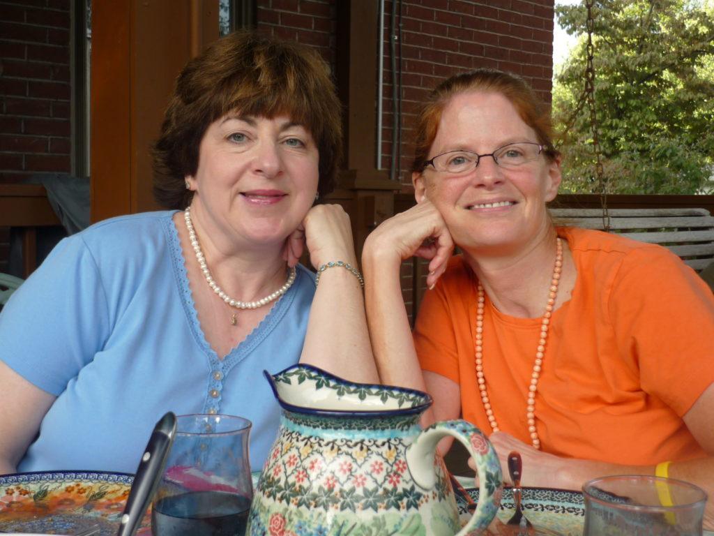 Friends: Mary Jane & Janet