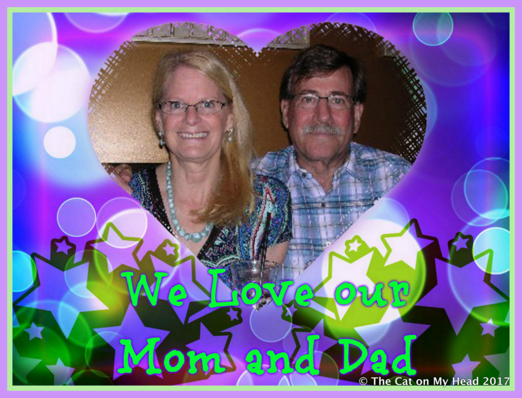 Mom Janet and Dad Tom