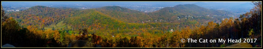 Fall in the Roanoke Valley. Fill-Ins