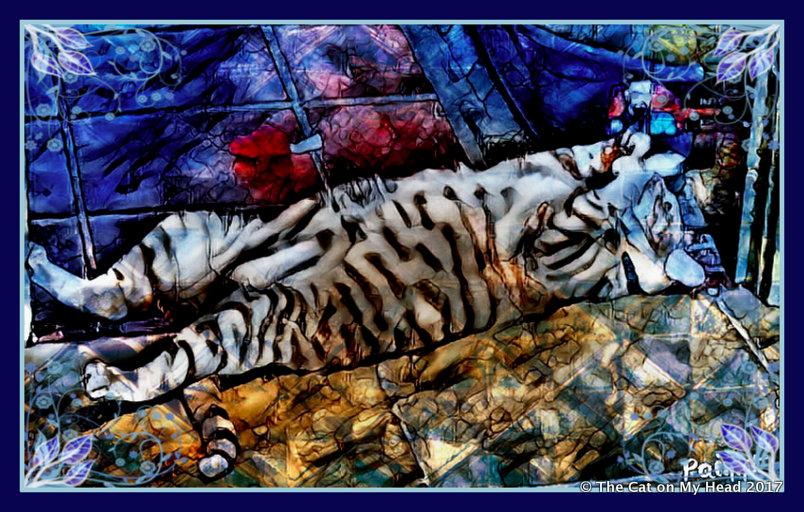 Caturday Art #1.