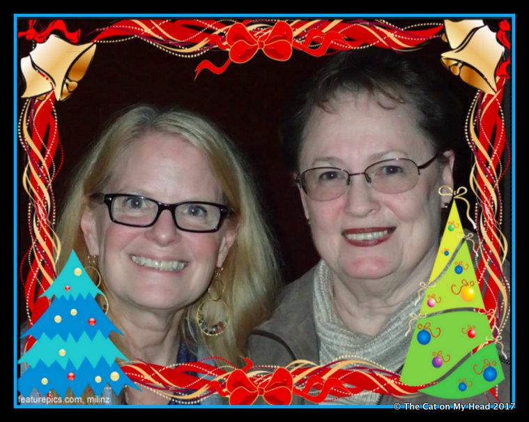Kitties Blue and Kitties Kimmell moms.