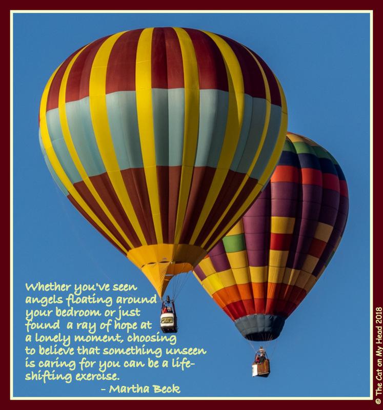 Sparks - Balloons Over Rockbridge, Lexington, VA