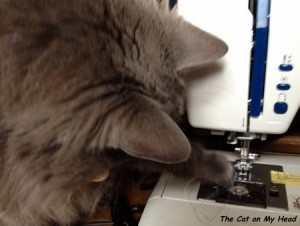 Sewing Supervisor: Giulietta