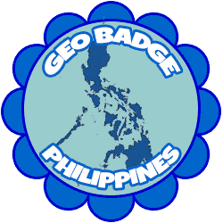 GEO-PHILIPPINES Cat Scout Badge