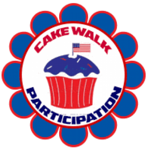 Cat Scouts badge-cake-walk