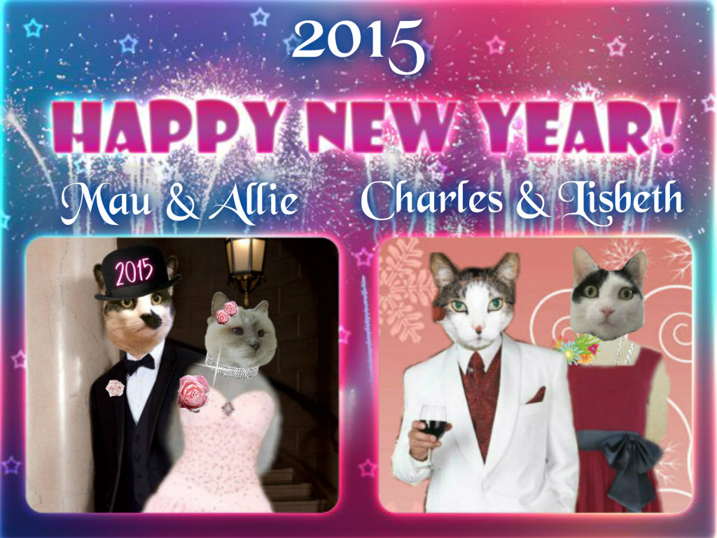 While Mau And Lisbeth Were At Cat Scouts Giulietta Fiona Attended The New Years Eve Party Nellies From Hell House In Midway