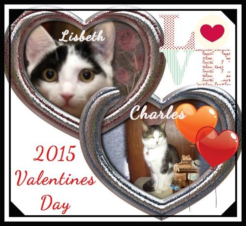 Valentine received