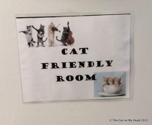 cat friendly