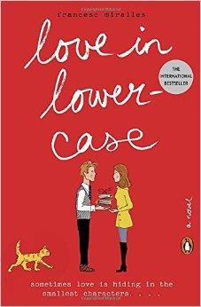 love in lower case