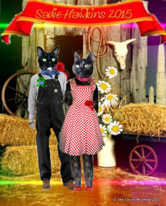 Cat Scouts Sadie Hawkins Dance