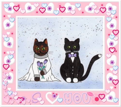 Astrid and Sampy's Official Wedding Portrait