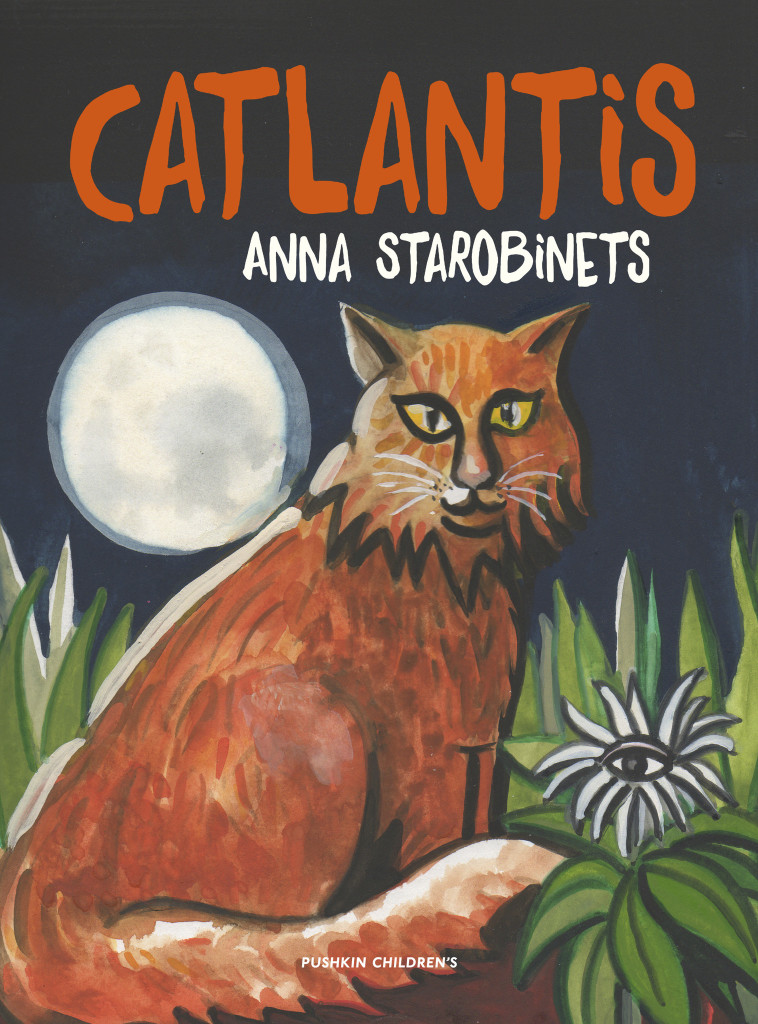 Catlantis cover
