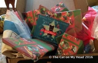 Santa Paws gifts