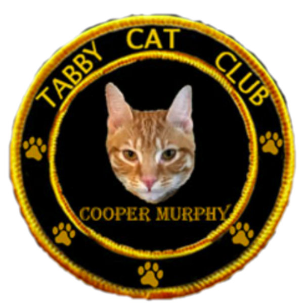 Cooper Murphy joins Tabby Cat Club.