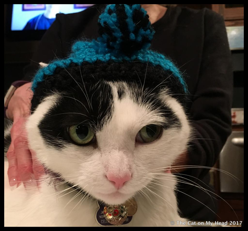 lisbeth bobble hat
