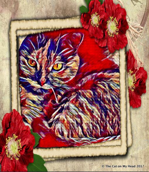 Caturday Art with C.J.