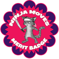 cat-scout-merit-badge-ninja-moves1
