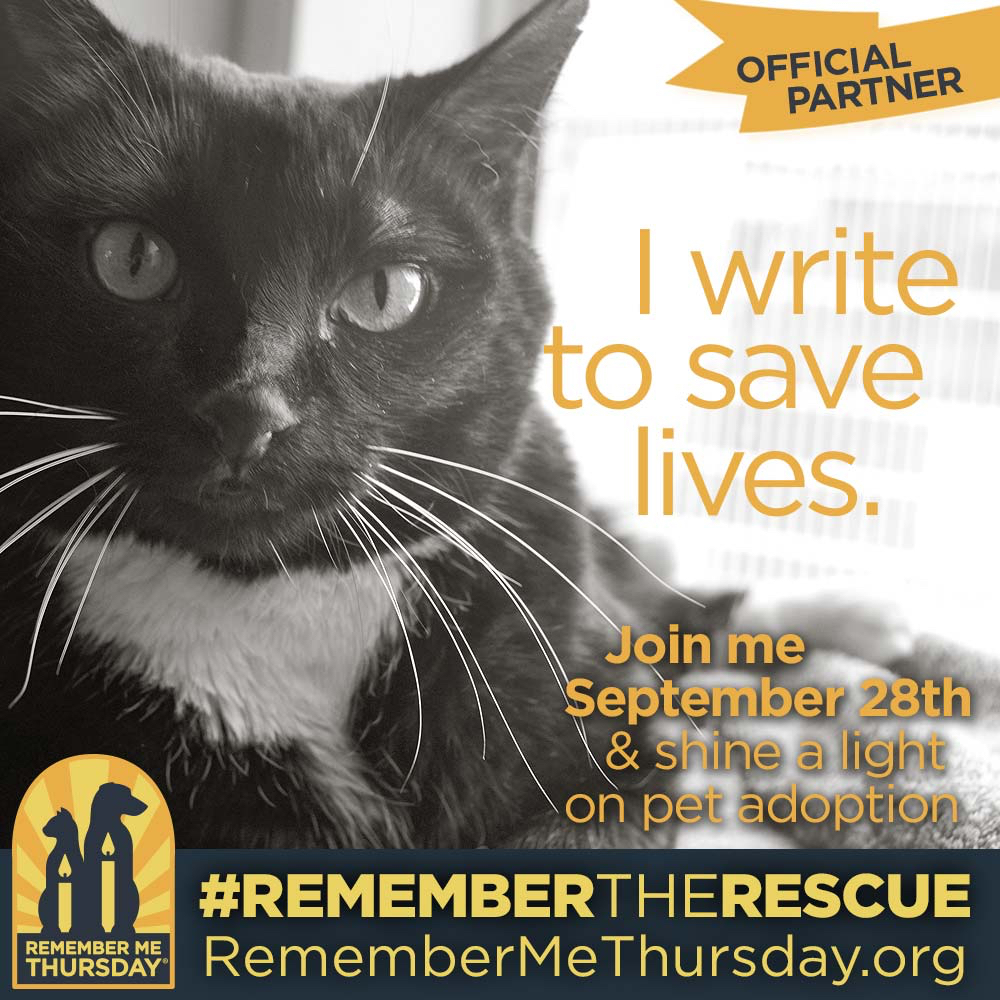 Official Partner Remember Me Thursday & #RememberTheRescue