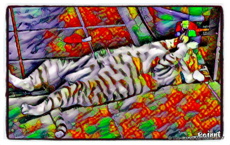 Caturday Art #2.