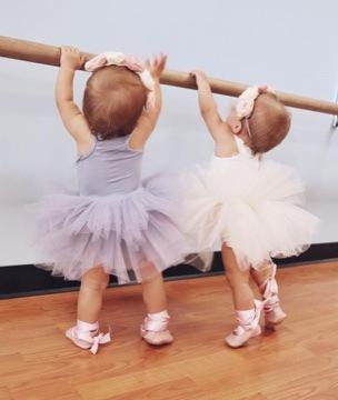 Toddler ballerinas