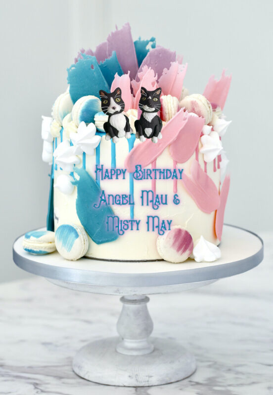 Angel Mau & Misty May's Birthday